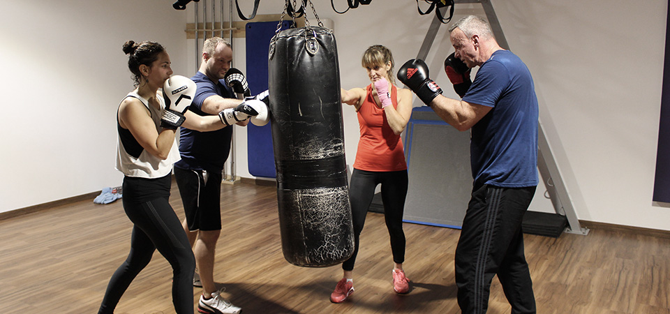 Picture Wellway Sports Boxen Course